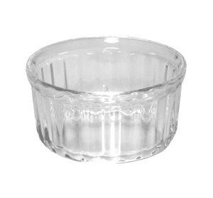 Cocotteform glas