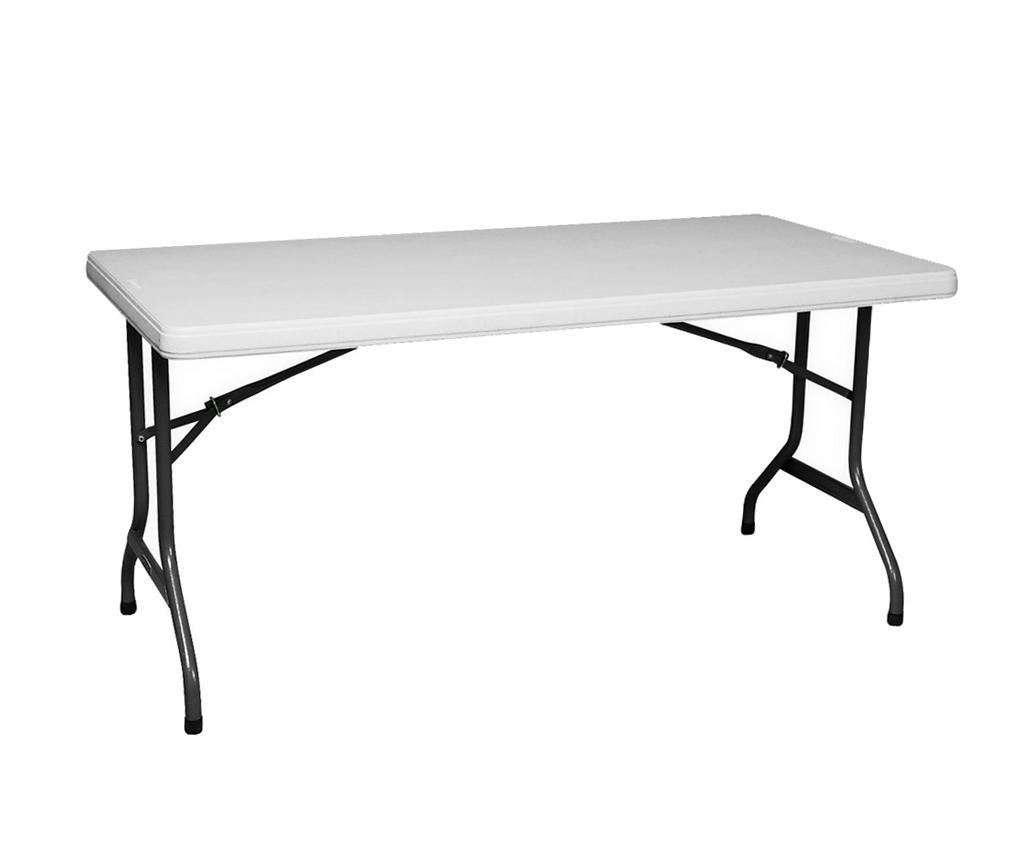 plast bord Fällbart bord 180 x 80 cm (PLAST)   Stockholms Bordsuthyrning AB plast bord