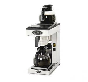 Kaffebryggare inkl. filter samt 2 pumpor
