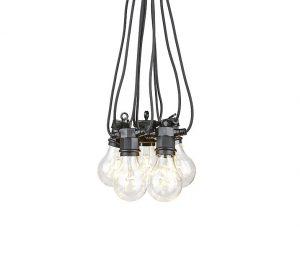 Ljusslinga 9 meter inkl. KLARA lampor