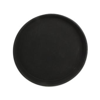 Serveringsbricka svart