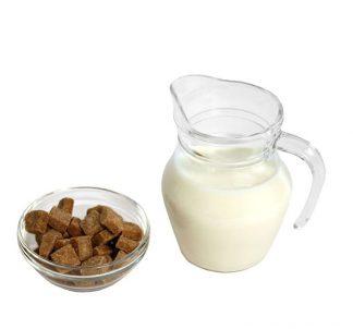 är det socker i mjölk