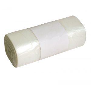 SSopsäckar i genomskinlig plast, 25 st