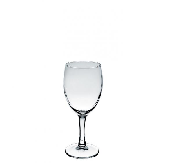 Starkvinsglas på fot 6,5 cl