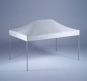 Tält 4 x 4 meter VITT