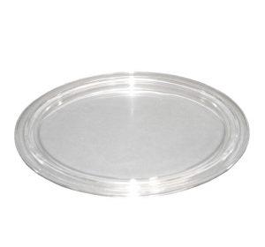 Tårtfat i glas SLÄT Ø 30 cm
