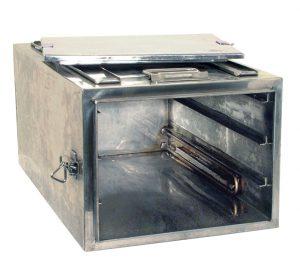 Varmebox 3-4 bleck