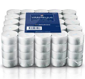 Varmeljus, 100 st