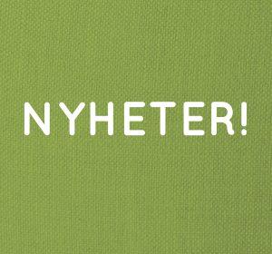 NYHETER!