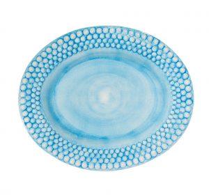 Uppläggningsfat ovalt TURKOS 35 cm [MA]
