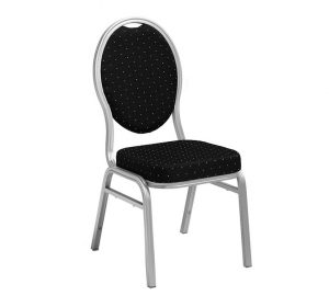 Stapelbar stol BANKETT