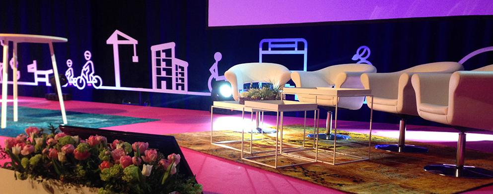 Hyr möbler för event och mässor